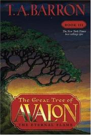 Cover of: The Eternal Flame (The Great Tree of Avalon, Book 3)
