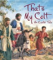 Cover of: That's My Colt