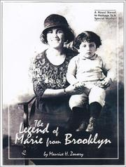 Cover of: The Legend of Marie from Brooklyn