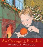 Cover of: An orange for Frankie