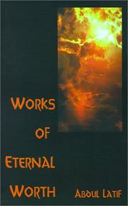 Cover of: Works of Eternal Worth