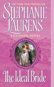 Cover of: The Ideal Bride (Cynster Novels) |