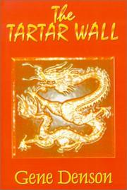 Cover of: The Tartar Wall | Eugene Denson