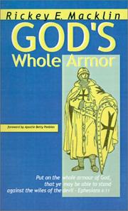 Cover of: God's Whole Armor