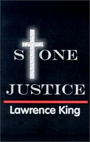 Cover of: Stone Justice | Lawrence King