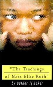 Cover of: The Teachings of Miss Ellie Ruth