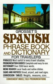 Cover of: Grosset
