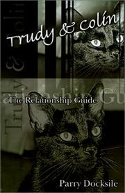 Cover of: Trudy & Colin | Parry Docksile