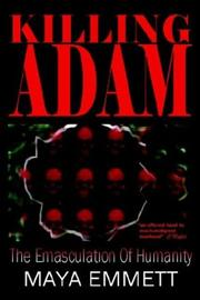 Cover of: Killing Adam