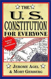 Cover of: The U.S. Constitution for everyone | Mort Gerberg