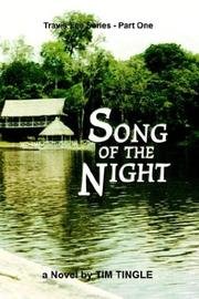 Cover of: Song of the Night | Tim Tingle