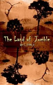 Cover of: The Land of  Jumble | Leo C., Jr. Frisk