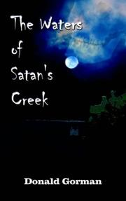 Cover of: The Waters of Satan's Creek