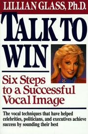 Cover of: Talk to win