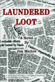 Cover of: Laundered Loot