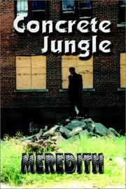Cover of: Concrete Jungle