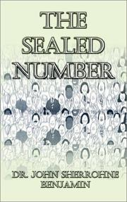 Cover of: The Sealed Number | Dr John Sherrohne Benjamin