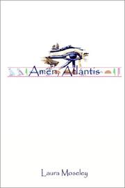 Cover of: Amen, Atlantis | Laura Moseley