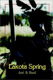 Cover of: Lakota Spring