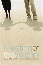 Cover of: Meeting of the Waters | Kim McLarin