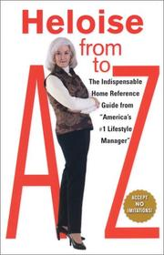 Cover of: Heloise from A to Z Updated | Heloise.