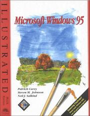 Cover of: Microsoft Windows 95