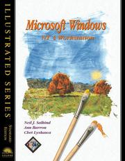 Cover of: Microsoft Windows NT 4 Workstation - Illustrated Standard Edition