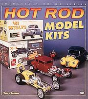 Cover of: Hot Rod Model Kits (Enthusiast Color Series)