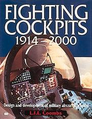 Cover of: Fighting cockpits, 1914-2000
