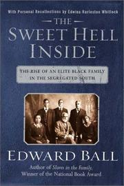 Cover of: The Sweet Hell Inside | Edward Ball