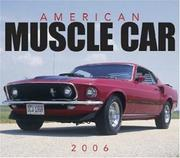 Cover of: Muscle Car-A-Day 2006 Calendar | Mike Mueller
