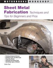 Cover of: Sheet Metal Fabrication