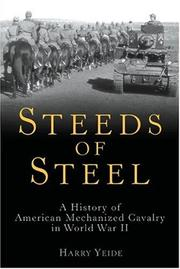 Cover of: Steeds of Steel