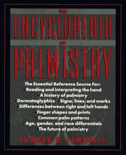 Cover of: The encyclopedia of palmistry