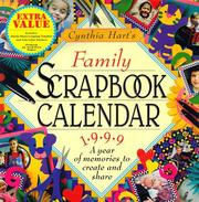 Cover of: Cal 99 Family Scrapbook Calendar