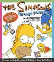Cover of: The Simpsons beyond forever!: a complete guide to our favorite family-- still continued