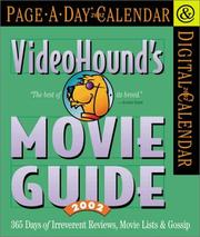 Cover of: VideoHound