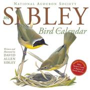 Cover of: The Sibley Calendar 2003