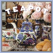 Cover of: The Collectible Teapot & Tea Calendar 2003 | Joni Miller