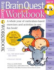 Cover of: Brain Quest Workbook | Liane Onish