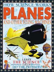 Cover of: Planes And Other Aircraft (How Machines Work)
