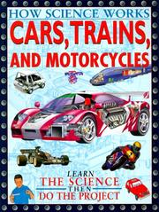 Cover of: Cars, Trains, and Motorcycles
