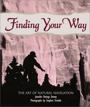 Cover of: Finding Your Way | Jennifer Owings Dewey