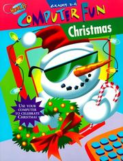 Cover of: Computer Fun Christmas (Click It)