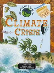 Cover of: Climate Crisis (Saving Our World)