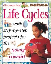 Cover of: Life Cycles (Discovering Nature)
