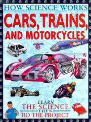 Cover of: Cars, Trains, And Other Land