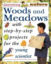 Cover of: Woods and Meadows (Discovering Nature)