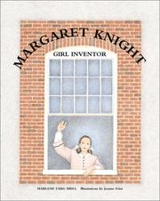 Cover of: Margaret Knight, Girl Inventor