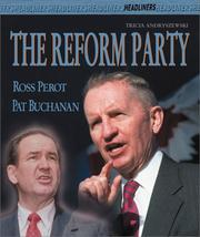 Cover of: Reform Party, The:Ross Perto/